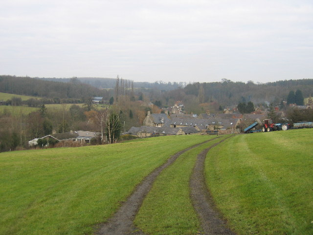 View over Combrook