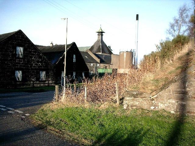 Longmorn Distillery near Elgin