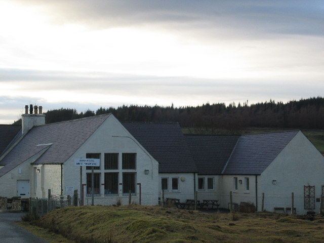 Macdiarmid Primary School and Nursery