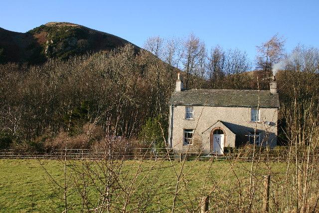 Cottage Beneath Priest Crag
