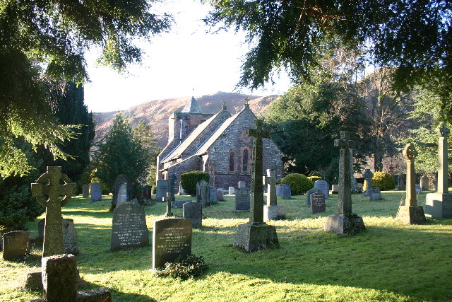 Parish Church of All Saints, Watermillock