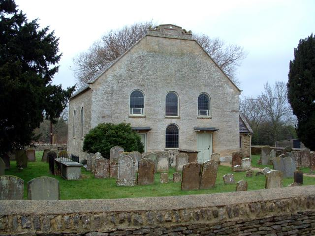 The Chapel in Cote Village