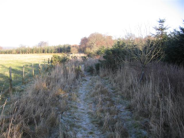 Greystoke Roman Road.