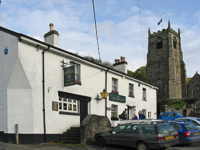 The London Inn St. Neot Cornwall