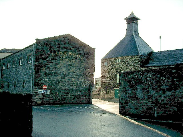 Linkwood Distillery,Elgin.