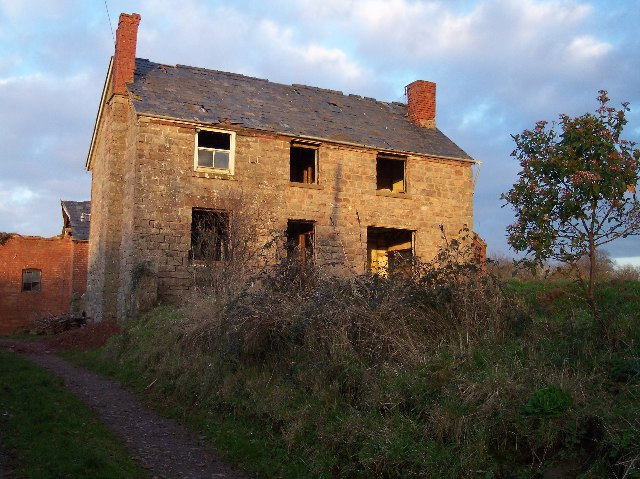 Old Hillend Farm, Much Cowarne