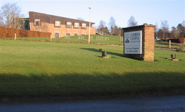 Newton Rigg Farm College.
