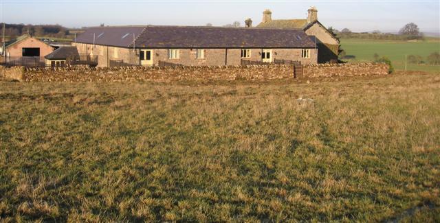 Wreay Farm.