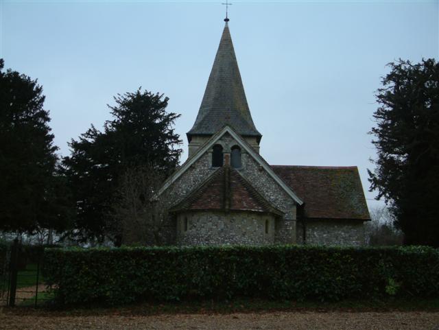 St. Thomas of Canterbury Church, Tangley