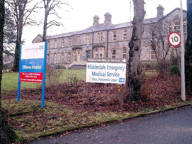 Clitheroe Hospital