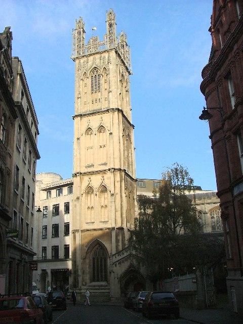 St Stephen's Church, Bristol
