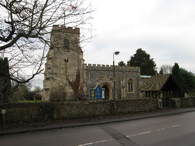 St Mary's Church, Aston