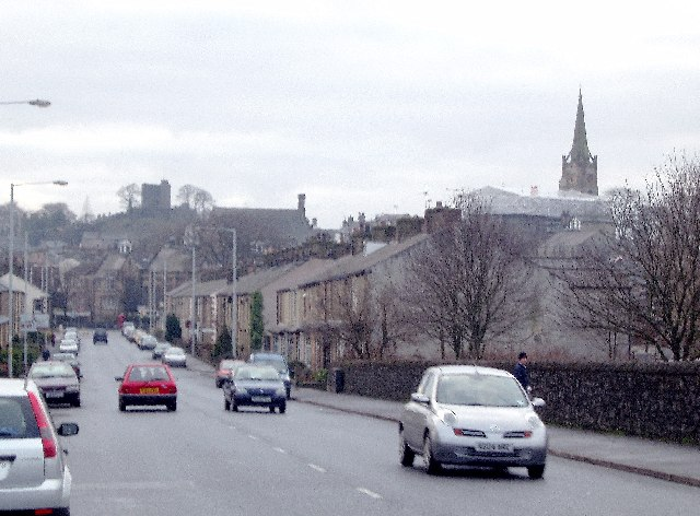 Chatburn Road, Clitheroe