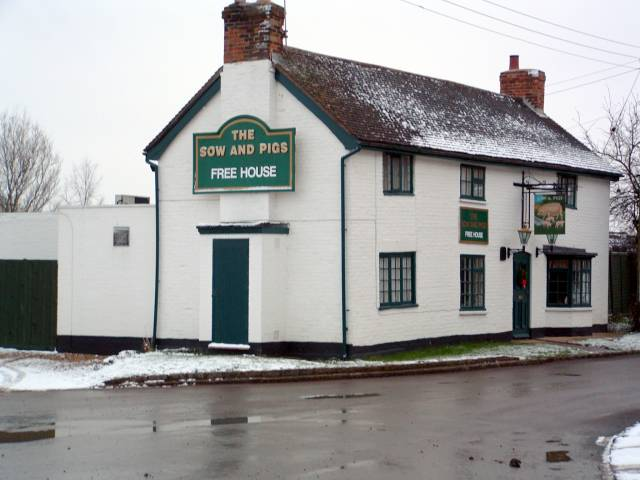 The Sow and Pigs Free House (Poundon)