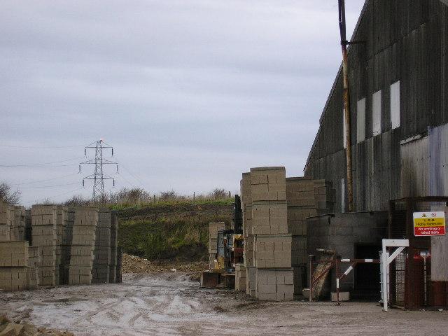 Westby brickworks