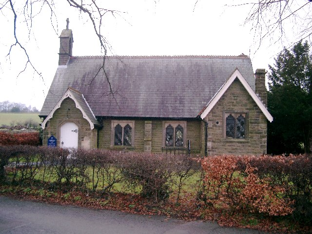 St Catherine's Church, West Bradford
