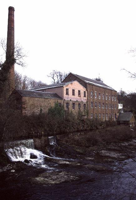 Keathbank Works, Blairgowrie