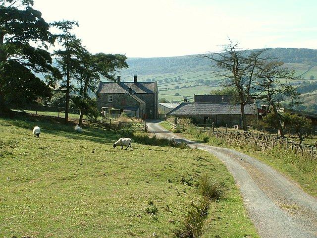 Applegarth Farm. Great Fryup Dale