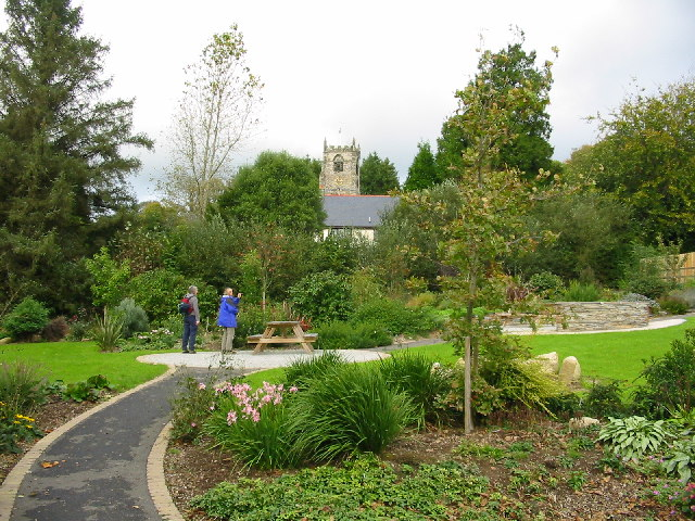 Gardens St Neot Cornwall