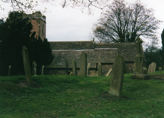 Church & churchyard of St Ebba Ebchester