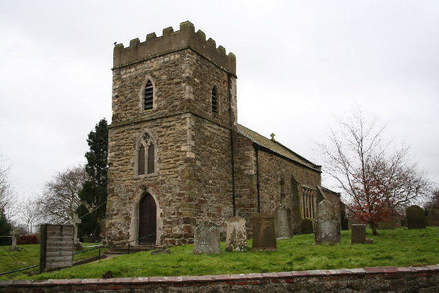 St. Andrew's church, Donington on Bain, Lincs