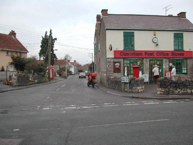Claverham High Street & Post Office