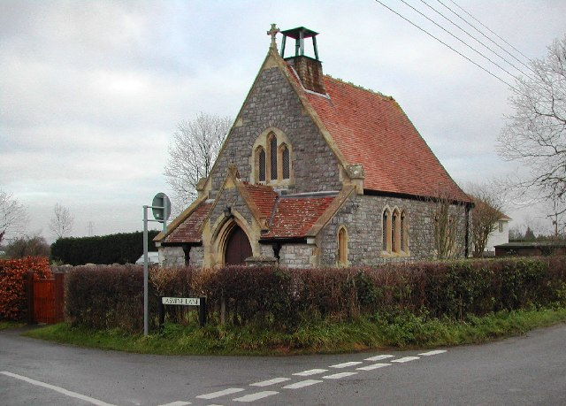 St. Barnabas Church, Claverham