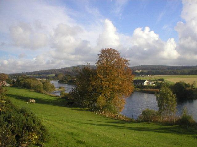 River Dee near Peterculter