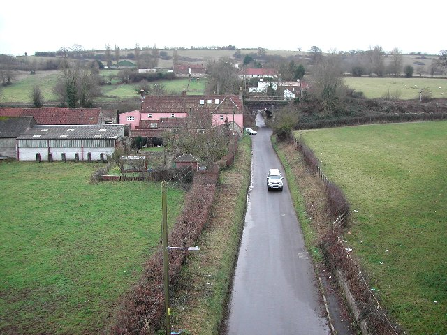 The hamlet of Yanley