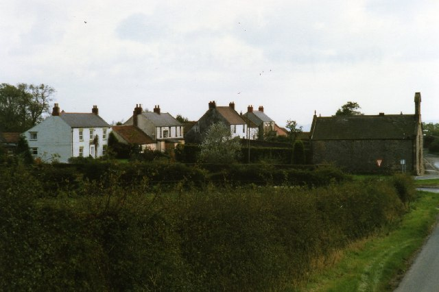 Bolam village