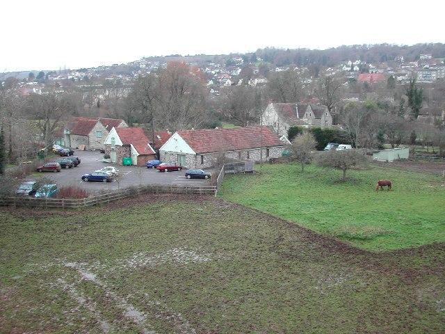 Long Ashton - Farm buildings converted to business units
