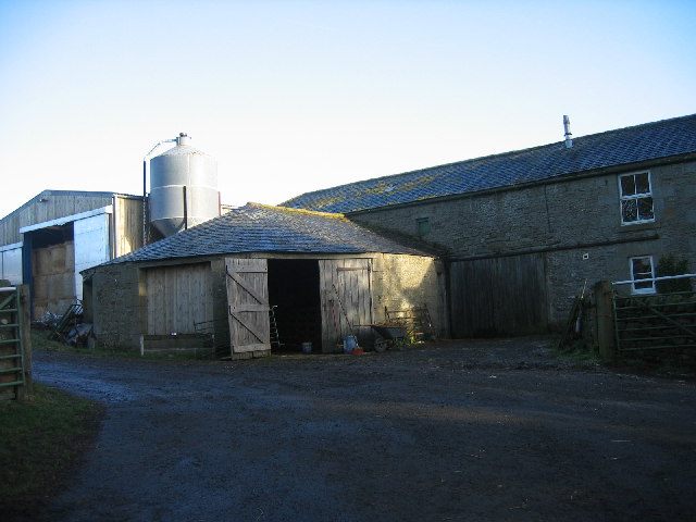 Low Ardley Farmhouse possible Gin Gang