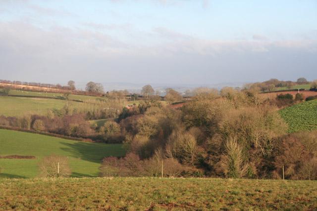 Bradninch: between Flesterhaies and Stokehouse