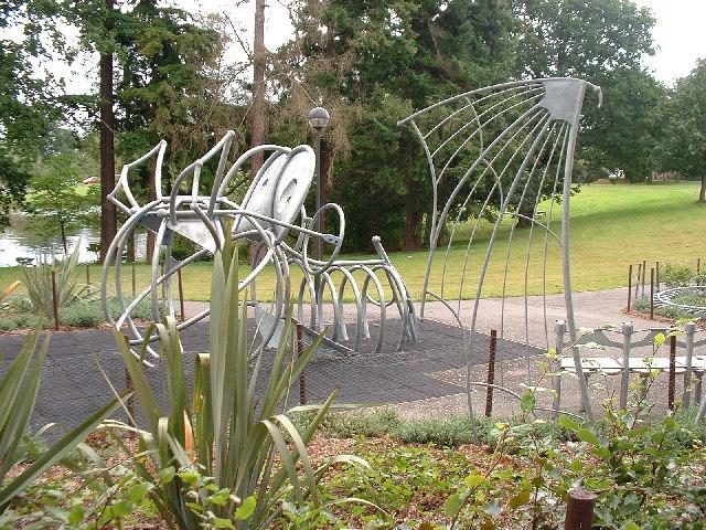Sculpture, Stirling University