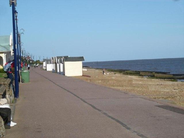 Beach Huts - Felixstowe