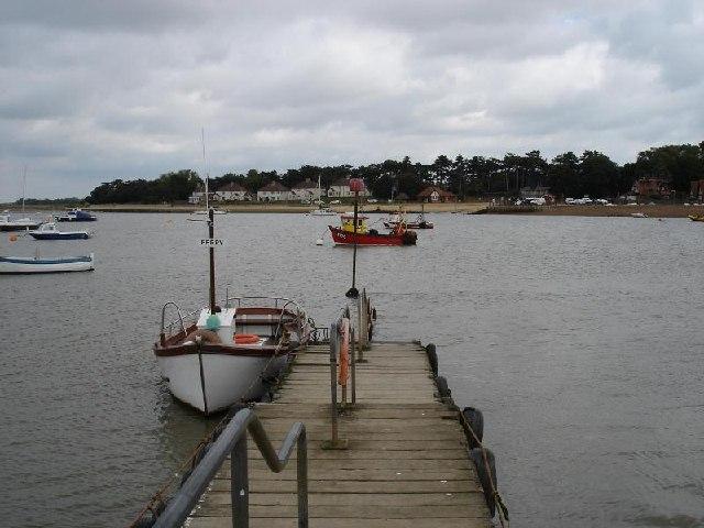 Deben Ferry