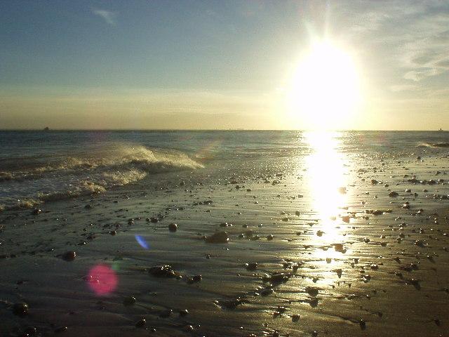 Beach at Spurn Point