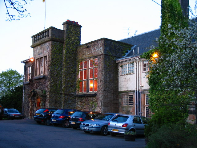 Dalmeny Park Country House Hotel.