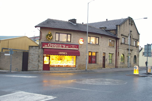 Oddie's Bakery and Shop