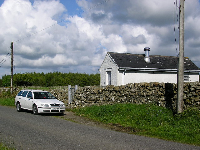 Mochrum telephone exchange
