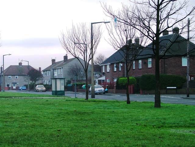 Bus Stop, Eskdale Road, Dormanstown