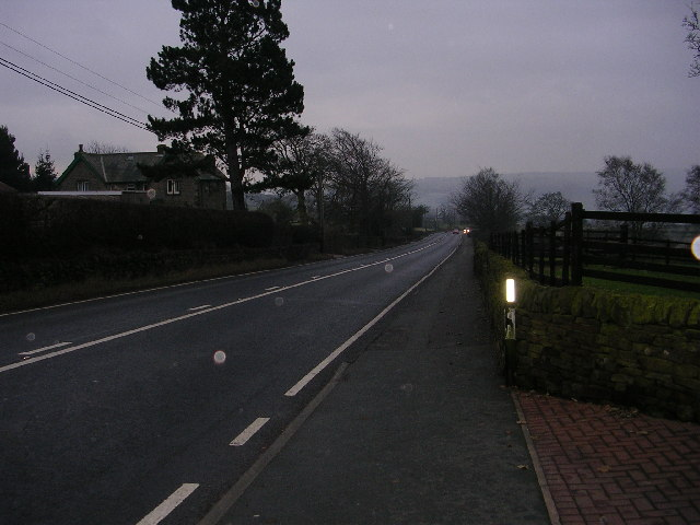 A6034 - Bolton Road, Silsden, West Yorkshire