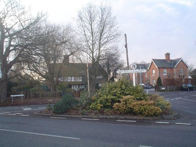 Crookham Village