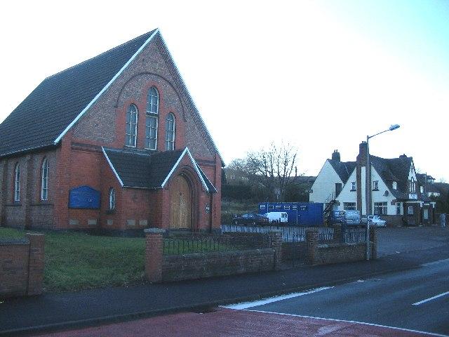 Bagillt United Reformed Church