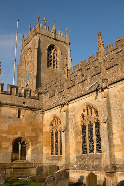 St Peter's Church, Winchcombe