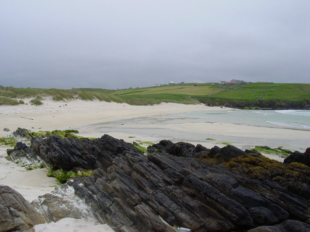 Sands of Breckon Isle of Yell