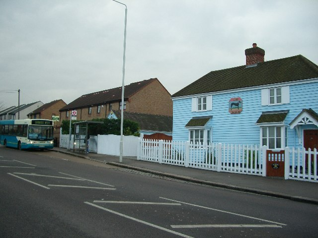 Traditional Weather-boarded Cottages