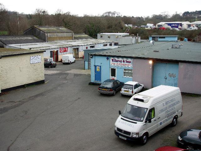 Stable Hobba Industrial Estate, Newlyn