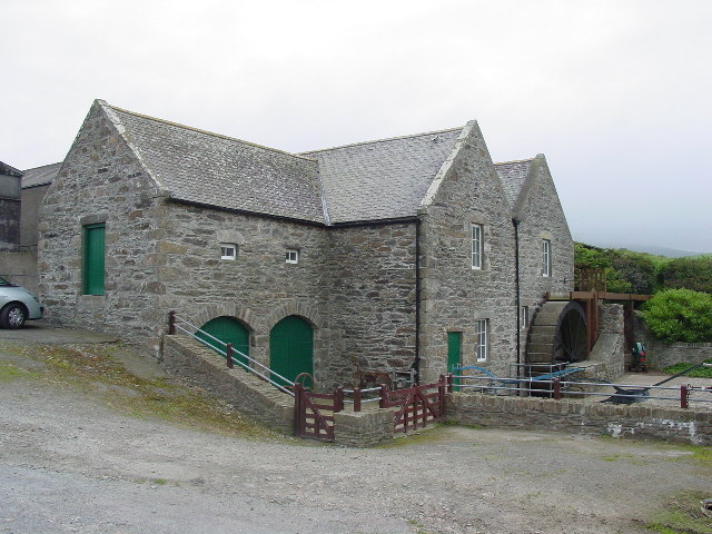 Quendale Watermill near Sumburgh Airport