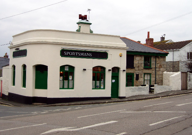 Sportsman's Arms, Heamoor